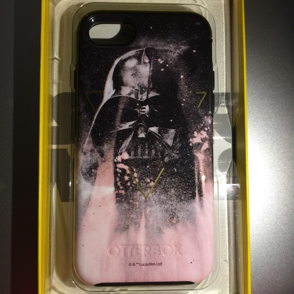 info for 94e43 a35b5 OtterBox Disney Star Wars iPhone 7/8 Case NWT
